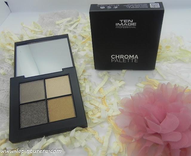 paleta Chrome® Palette
