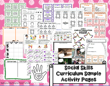 http://www.teacherspayteachers.com/Product/Social-Skills-Group-Curriculum-37-Lessons-229-Activities-HFA-ASD-Elementary-1366420