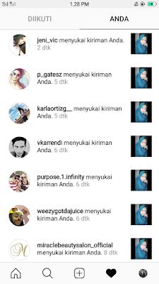 Gratis 50 Likes Instagram Tanpa Memasukan Pasword dan Aman