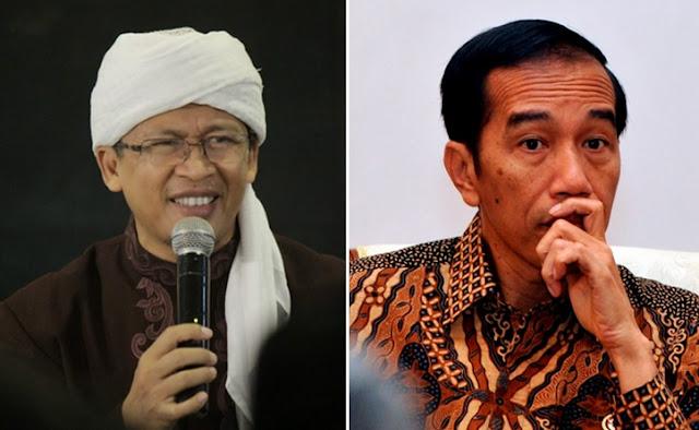 Aa Gym - Jokowi