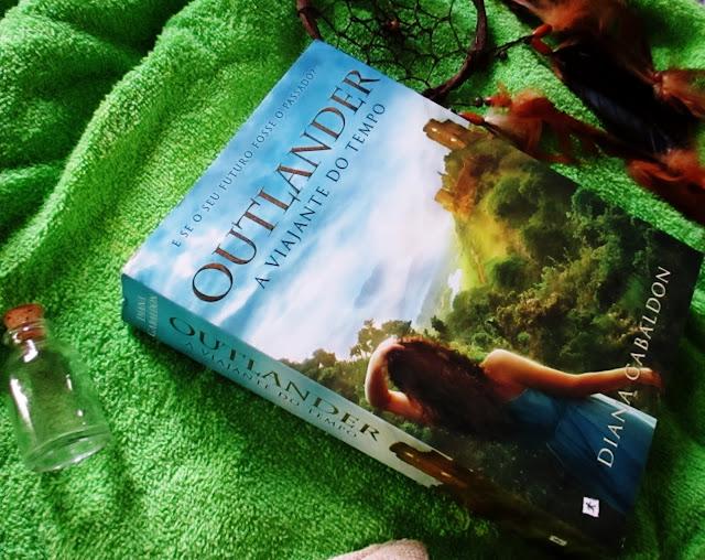 Considerações para você ler a série Outlander pra ontem