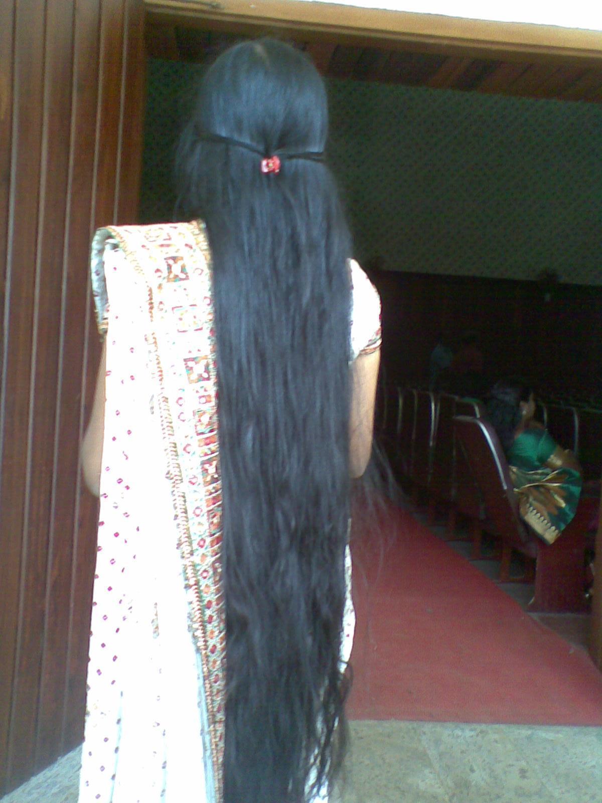 Indian Long Hair Girls Long Hair Styles By Indian Girls