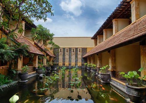 Lotus Garden Hotel kediri