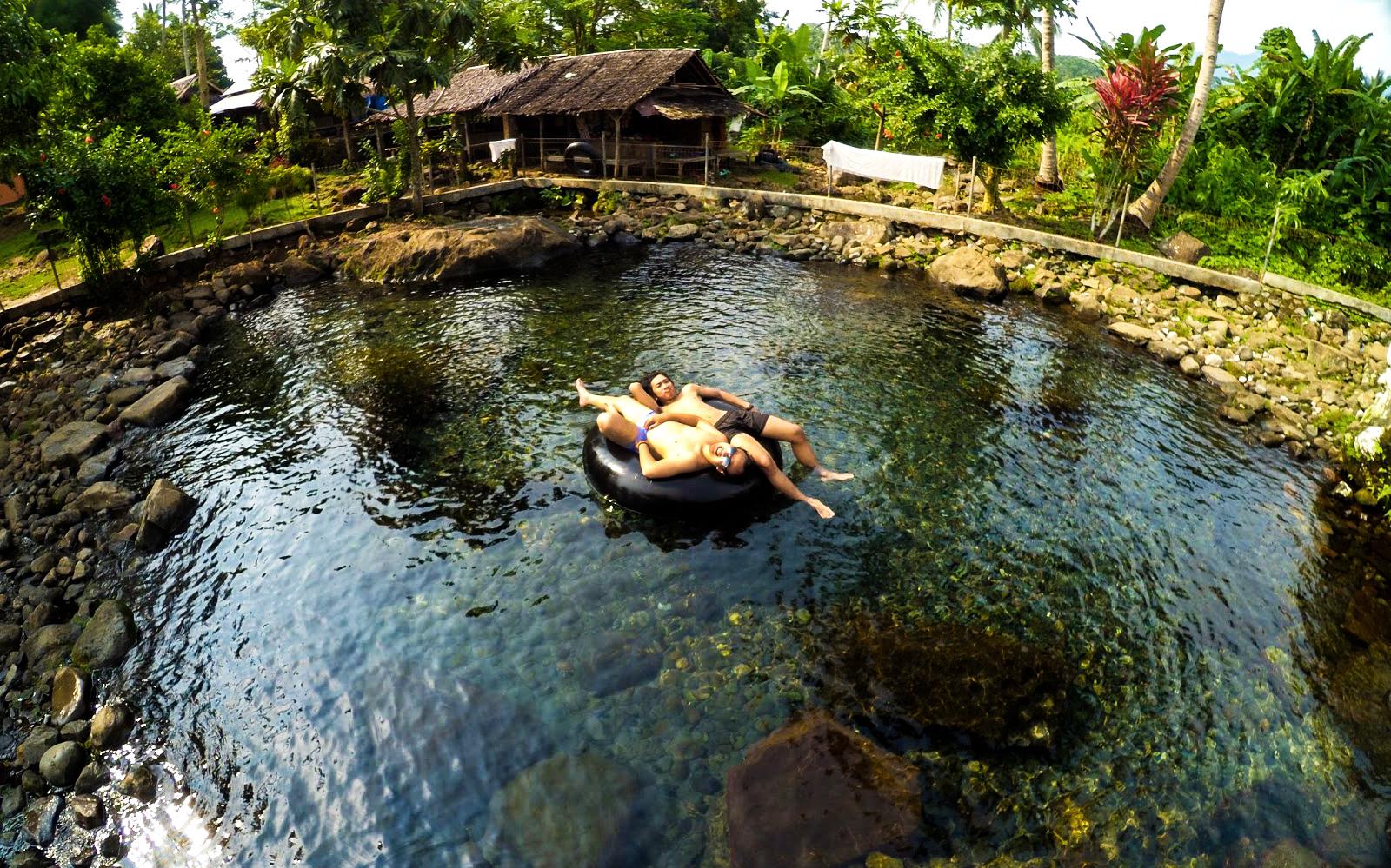 Situs Budaya Mata Air Citaman Banten