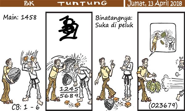 Prediksi Gambar Pak Tuntung Jumat 13 04 2018