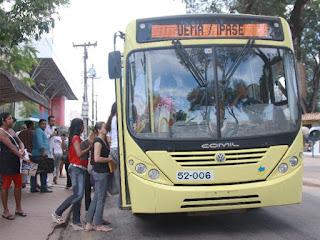 Passagem de ônibus passa a custar R$ 3,10 em S. Luís