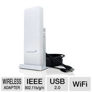 Download Driver Amped UA600EX Wireless-N 600mW