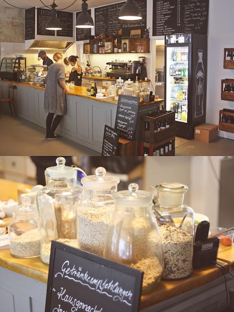Cafes in Kiel