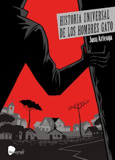 Historia universal de los hombres gato Josu Arteaga