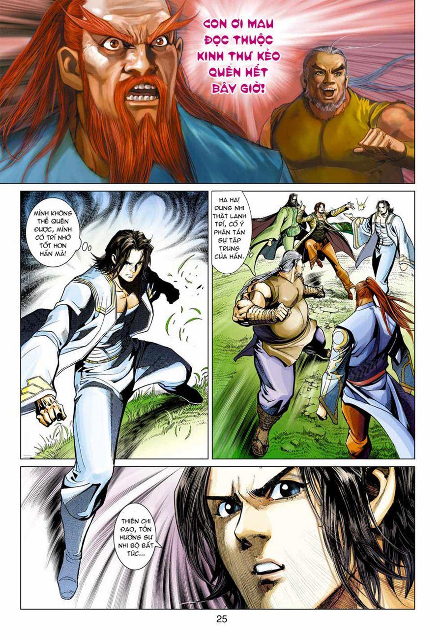 Anh Hùng Xạ Điêu anh hùng xạ đêu chap 47 trang 25