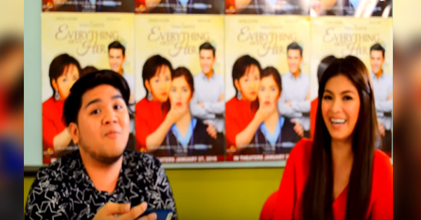 : Angel Locsin's Q and A With Pinoy YouTuber Lloyd Cadena!