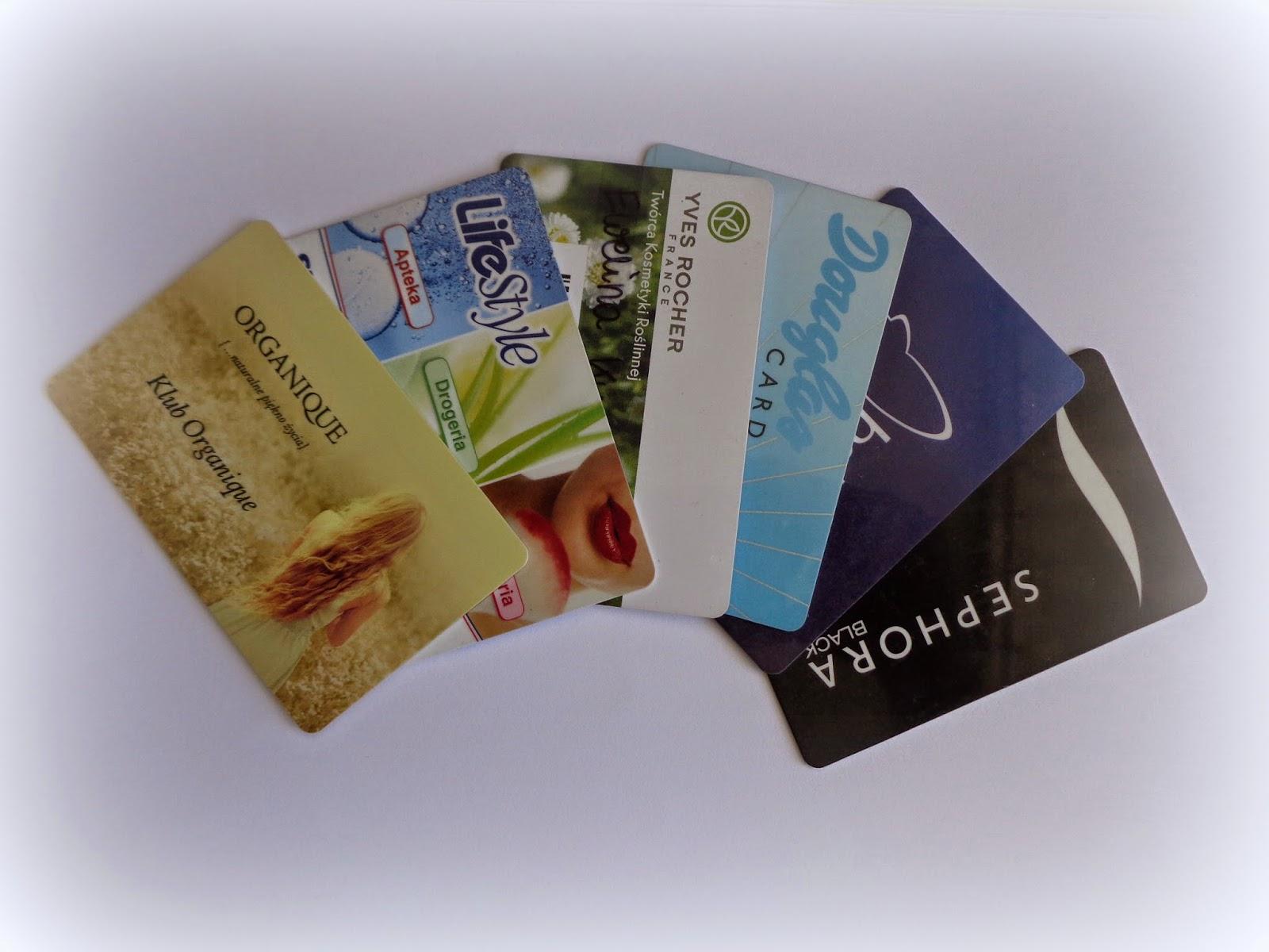 Karty Stalego Klienta W Sklepach Kosmetycznych Zysk Czy Strata