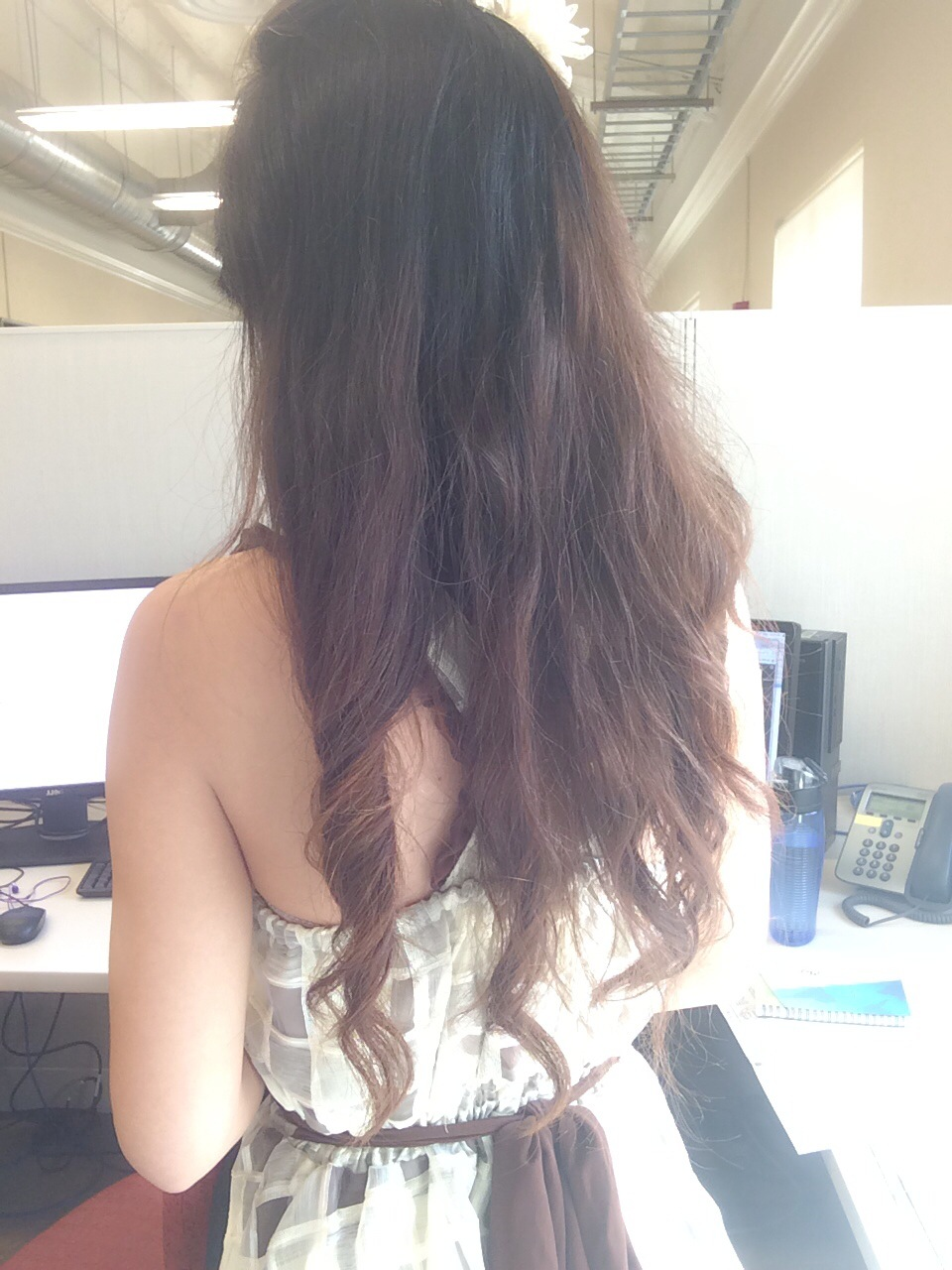 Emiiichan blog digital perm terra by afloat overall im happy that i got the digital perm i have what i wanted something a bit easier for every day thats not gross looking like my natural air solutioingenieria Choice Image