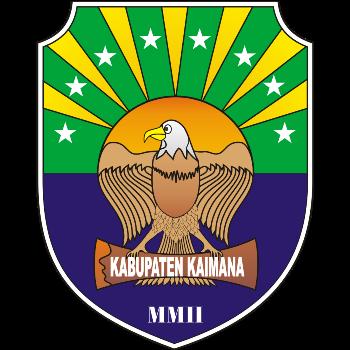 Logo Kabupaten Kaimana PNG
