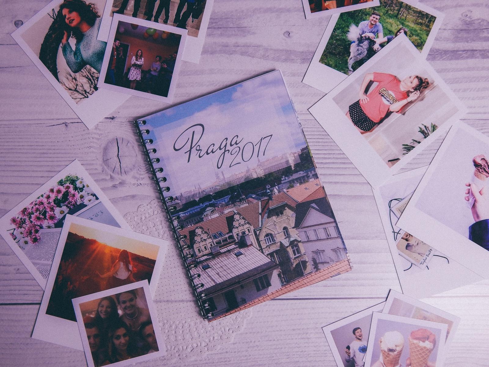 1 fotozeszyt saal digital zeszyt na zdjęcia a5 na sprężynie fotoksiązka photobook recenzja test fotozeszytu tanie wywoływanie zdjęć online melodylaniella polaroidy