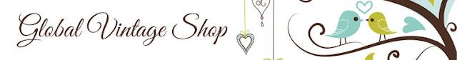 global vintage shop banner