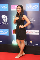 Actress Shraddha Srinath Stills in Black Short Dress at SIIMA Short Film Awards 2017 .COM 0029.JPG
