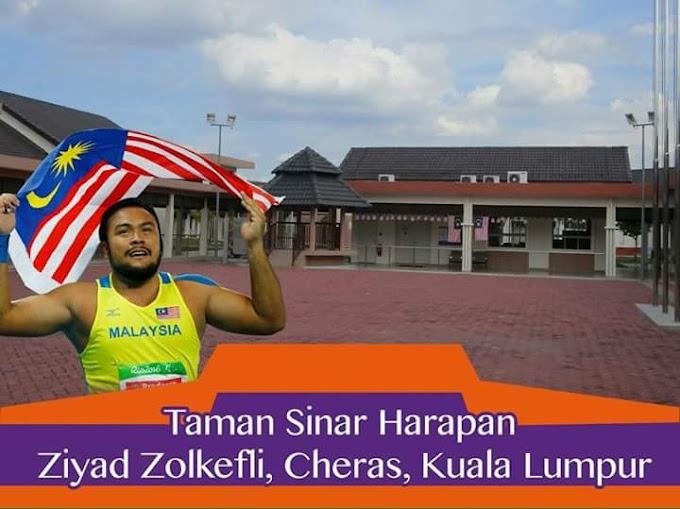 Institusi Kebajikan JKM Bertukar Menjadi Nama Wira Paralimpik 2016 #KamiLuarBiasa