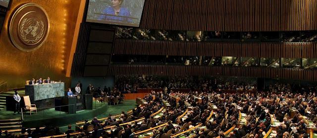 Organizaciones de las Naciones Unidas y Derecho Internacional