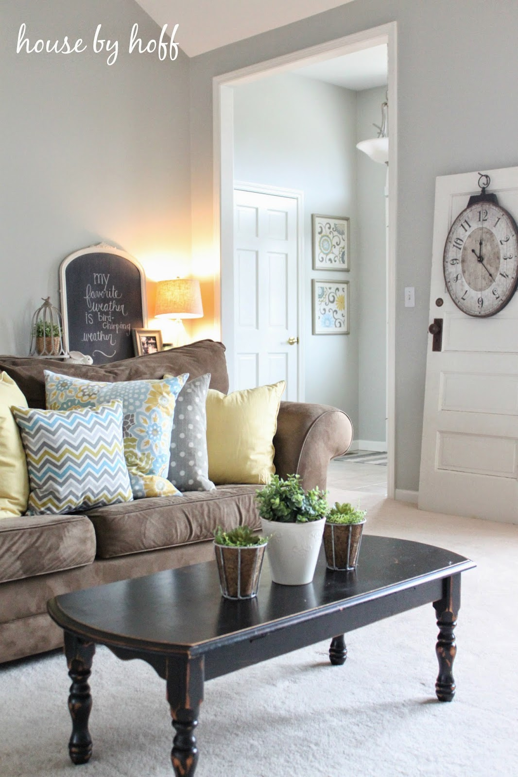 Spring Parade of Homes My Spring Home Tour  House by Hoff