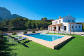 Finca with sea views in Calpe - Reduced