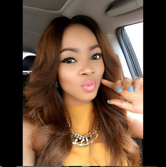 Toke Makinwa Says You Should Dump Your Man If He Makes You Cry In