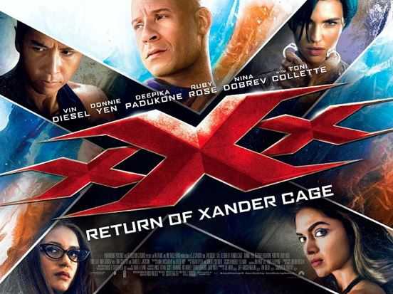 xXx: Return of Xander Cage (2017) Film Subtitle Indonesia Movie Download