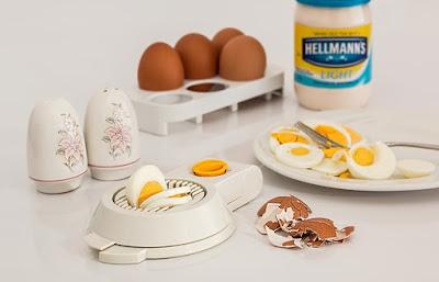 Hard Boiled Egg Slicer