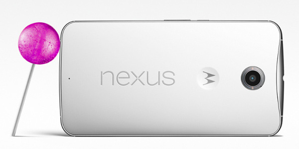 Google Nexus 6 officially announced