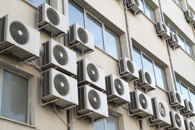 air conditioners harmful for the planet