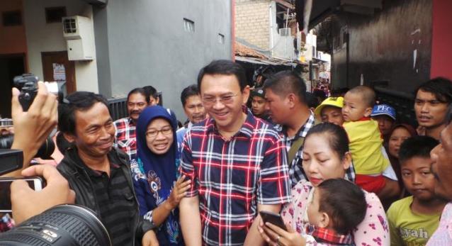 Ahok: Mau Jadi Gubernur Saja Susah, Mau Nekat Jadi Wapres?