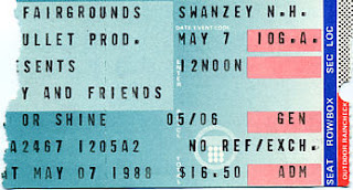 Chuck Berry and Friends, May 7, 1988