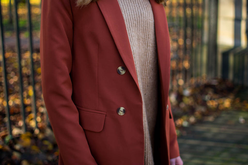 new-look-rust-double-breasted-blazer-with-buttons-fashion-blogger-outfit-inspiration-autumn