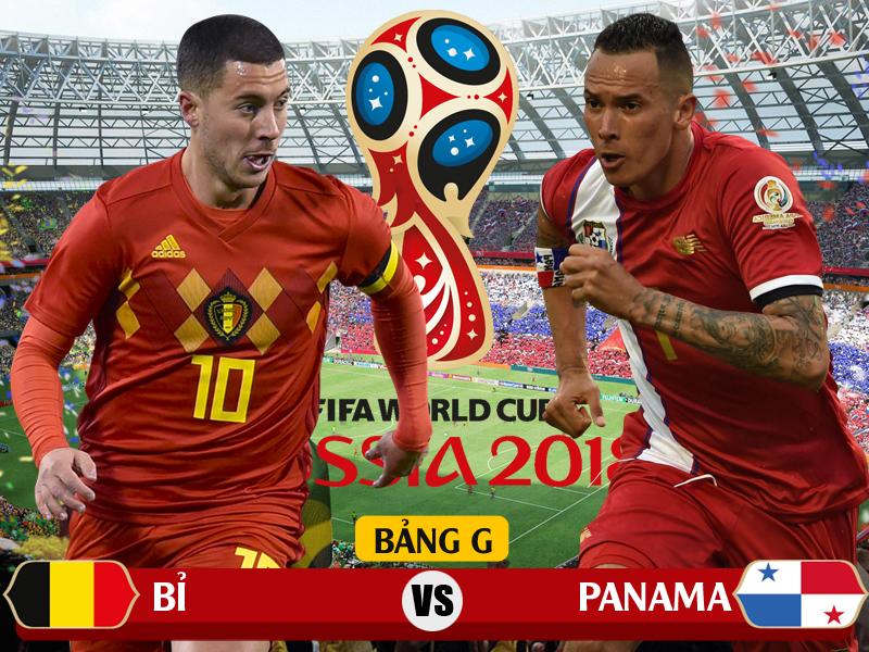 Xem trực tiếp Bỉ vs Panama tiếng Việt ở đâu?