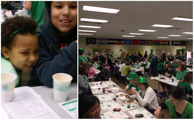 Dublin Lions Club 37th Annual St. Patrick's Day Pancake Breakfast  #IrishisanAttitude #SoDublin