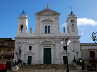 The church of Santa Maria della Neve in Lercara Friddi