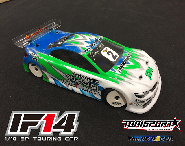 Infinity IF14 Build review and Settings | The RC Racer