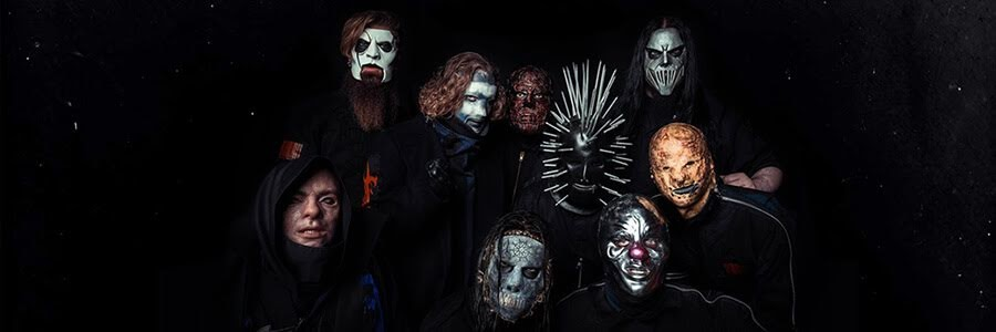 Slipknot Poster Hammersonic 2020