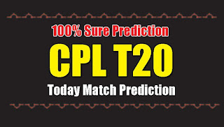 Who will win today TKR vs GAW CPL Match