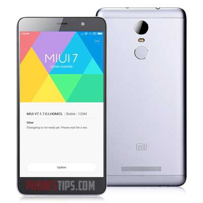 How to Flash Xiaomi Redmi Note 3 & 3S Prime via Mi Flash Tool