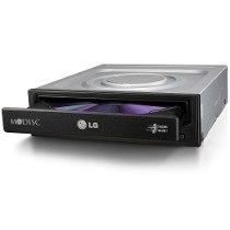 Windows no reconoce la unidad de DVD