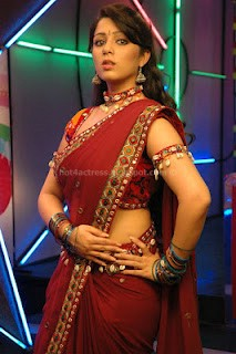 Charmi hot pics in saree