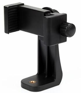 Ver en Amazon el adaptador para el móvil.
