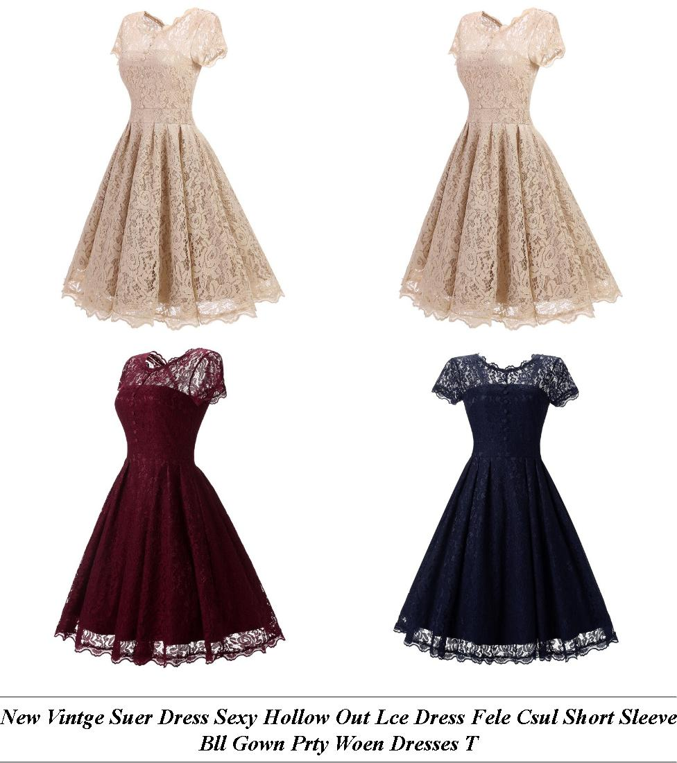 Semi Formal Dresses For Women - Spring Summer Sale - Mini Dress - Cheap Clothes Online