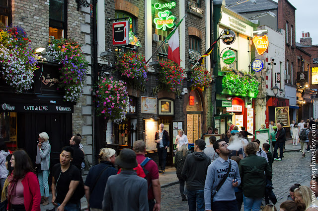 Barrio Temple Bar Dublin Irlanda