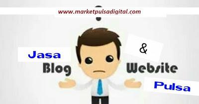 Blog Gratis Untuk Mitra Market Pulsa,