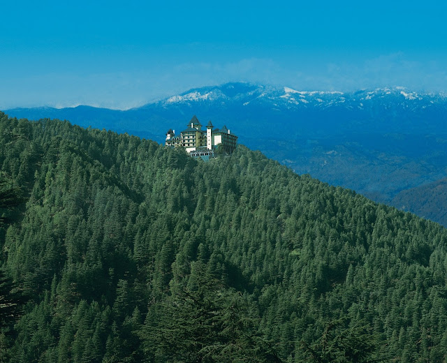 Wildflower Hall, Shimla in the Himalayas - An Oberoi Resort 01