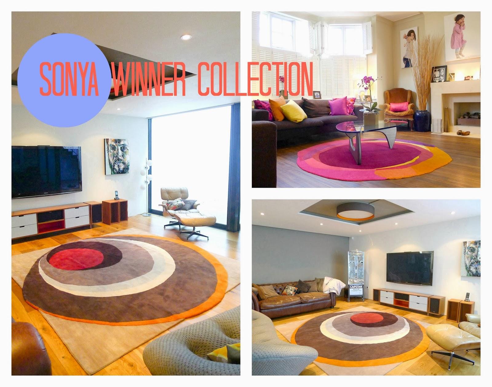 kolekcje dywanów od projektantów