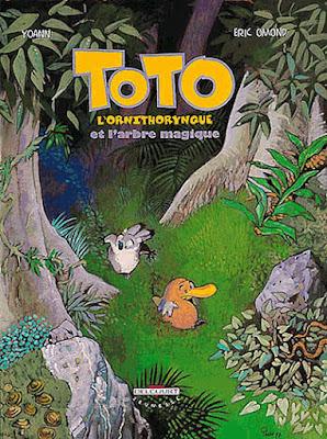 toto l'ornithorynque omond