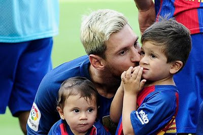 See Why Lionel Messi's Son May Never Play For Barcelona